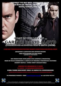 Day in the Life of Gareth David Lloyd